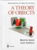 Book image: A Theory of Objects