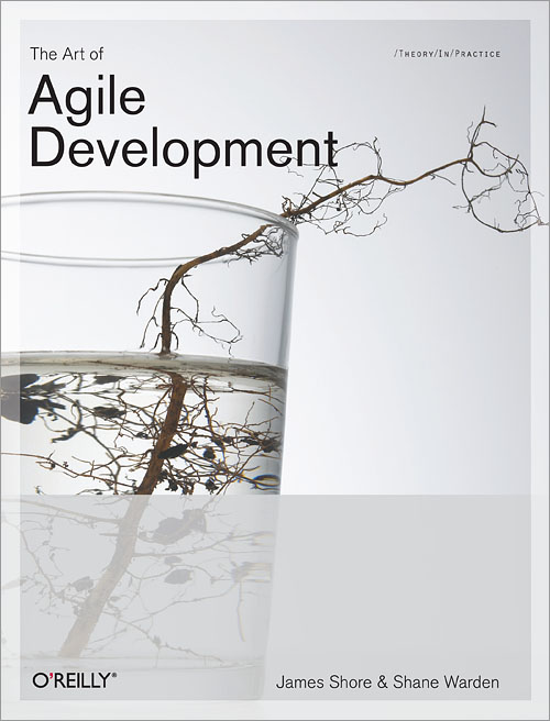 Art of Agile Development book cover